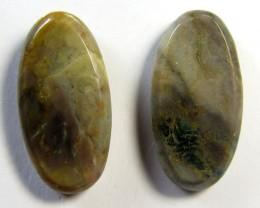Gemstone Earrings 1