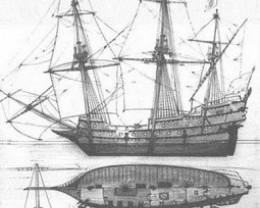 0.11 Grams Espadarte Shipwreck of 1558 Gold Nugget CO 199