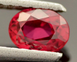 Ruby collector  Rare 1.07cts Red Ruby - Mozambique - GIA report