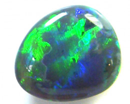 GEM CABOCHON BLACK OPAL SUNSET HUES  JO266