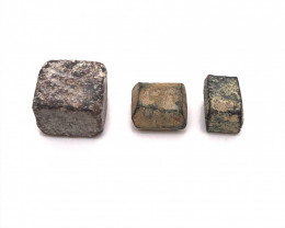 3 xHoly Land  6th century Judean lead weight mesures  CP 23