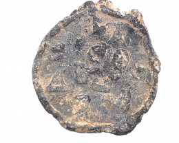 Holy Land  6th century Judean Lead Bulla  CP 26