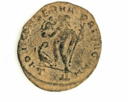 Original Desert Patina on Roman  AE coin CP 63