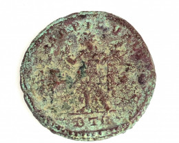 Original Desert Patina on Roman  AE coin CP 66