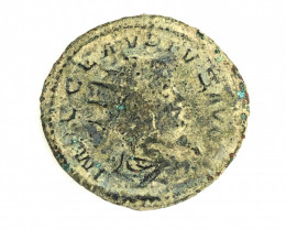 Original Desert Patina on Roman  AE coin CP 67