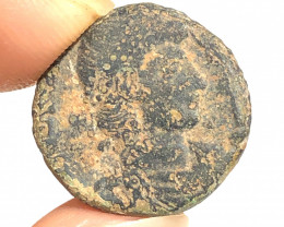 Original Desert Patina on Roman  AE coin CP 69