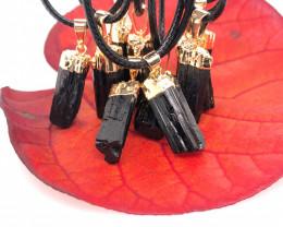 Parcel 10 x Spiritual black Tourmaline - BR 918