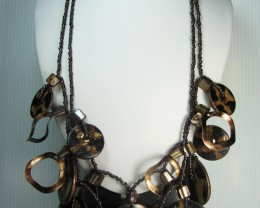 FASHION NATURAL    STYLE  NECKLACE    QT197