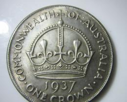 1937 Crown 925 silver J 2212