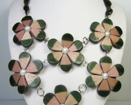 FASHION NATURAL    STYLE  NECKLACE    QT204