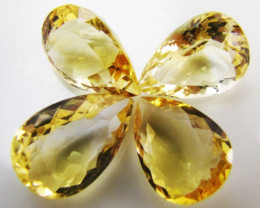 32.1 Cts Parcel faceted clean Citrine GG 2277