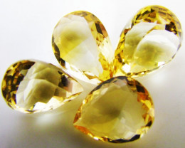24.3 Cts Parcel faceted clean Citrine GG 2281