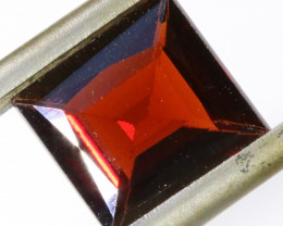 3.05Cts Garnet Gemstone faceted PPP1514