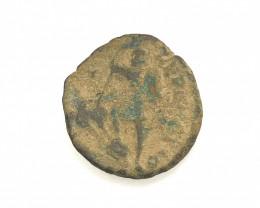 Original Desert Patina on Roman  coin Found Holy land CP 153