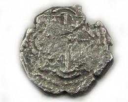 POTOSI BOLIVIA COB 1REALES 1556-1621 AC 652