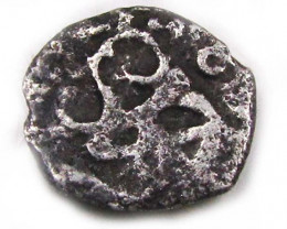 PERU LIMA CHARLES II COB 1/2 REAL 1665-1700 AC 668