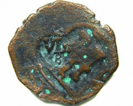 Spanish Maravedis Cob 16 th Cent Philip II, AC 523
