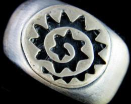 Design Pewter Ring PE32