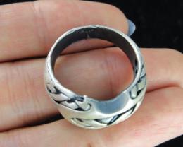 Design Pewter Ring PE26