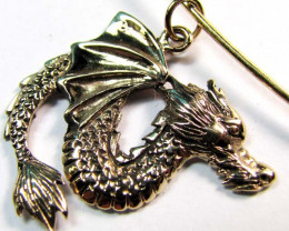 BRONZE DRAGON PENDANT RT 212