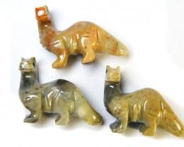Animal Carvings