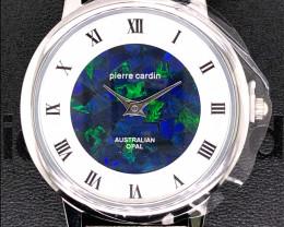 Original Ladies Silver Opal Watch Mosaic Opal - WO 43