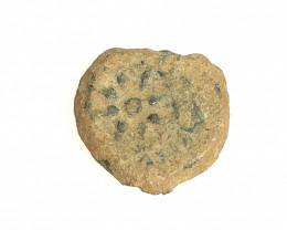 Genuine 2,000-Year-old Widows mite Coin CP 207