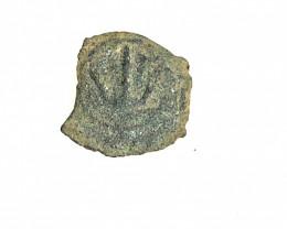 Genuine 2,000-Year-old Widows mite Coin CP 224