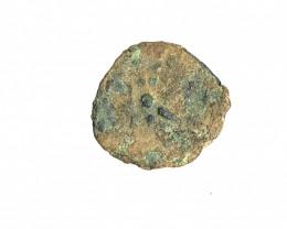 Genuine 2,000-Year-old Widows mite Coin CP 223