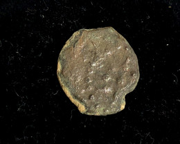 Genuine 2,000-Year-old Widows mite Coin CP 220