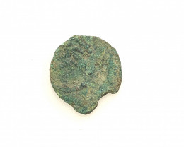 Genuine 2,000-Year-old Widows mite Coin CP 263