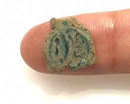 Genuine 2,000-Year-old Widows mite Coin CP 259