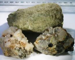 600g Tourmaline ,mica ,Shist specimen PPP52