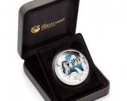 Perth Mint Silver Coins