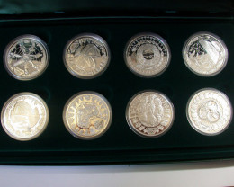 SYDNEY 2000 OLYMPIC COIN COLLECTION CULTURAL SERIES
