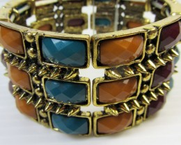 COLORFUL EARTHLY BRACELET  QT 332