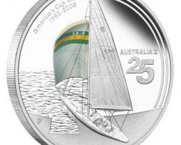 25th Anniversary of Australia II America's Cup Victory 1983