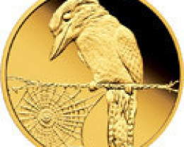 20th EDITION  20 AUSTRALIAN KOOKABURRA GOLD PROOF SET 2009
