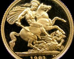Great Britain Gold Bullion