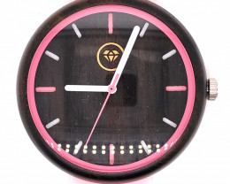 Pink Lady Treasures Eco Friendly Bamboo watch WO 74