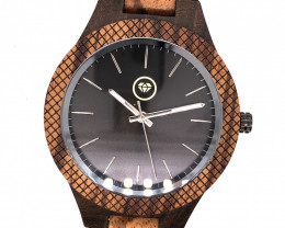 Treasures Eco Friendly Bamboo watch WO 128