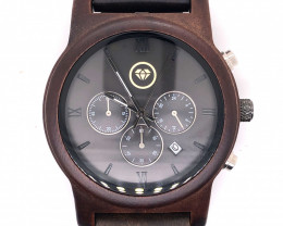 Treasures Eco Friendly Bamboo watch WO 137