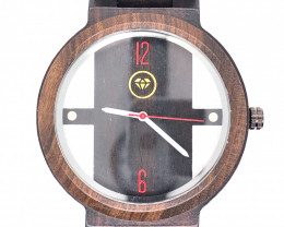 Sport Treasures Eco Friendly Bamboo watch WO 143
