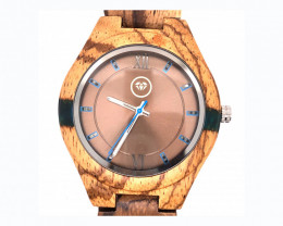 Treasures Eco Friendly Bamboo watch WO 152