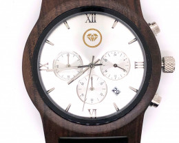 Treasures Eco Friendly Bamboo watch WO 158