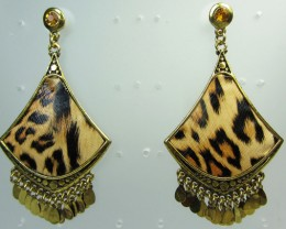ANIMAL PATTERN  EARRINGS QT 359