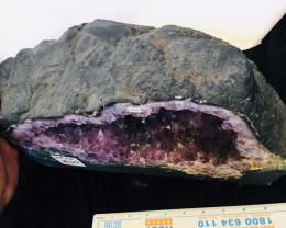 18.8 Kilo Amethyst Geode Specimen HS