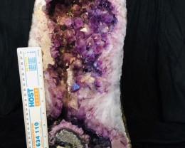 17.05 Kilo Amethyst Geode Specimen Hppmy 112