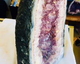15.75 Kilo Amethyst Geode Specimen HS