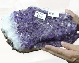 17.5 Kilo Amethyst Geode  Slab Specimen HS23